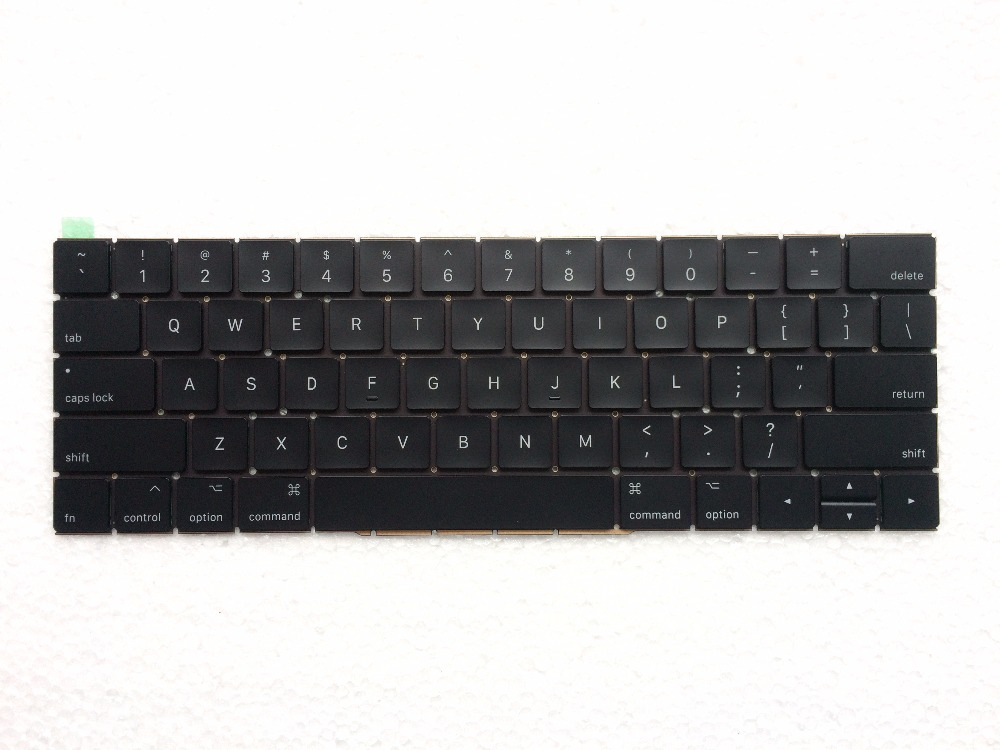 HoTecHon New US Keyboard for Macbook Pro 13 A1706 15 A1707 2016 2017