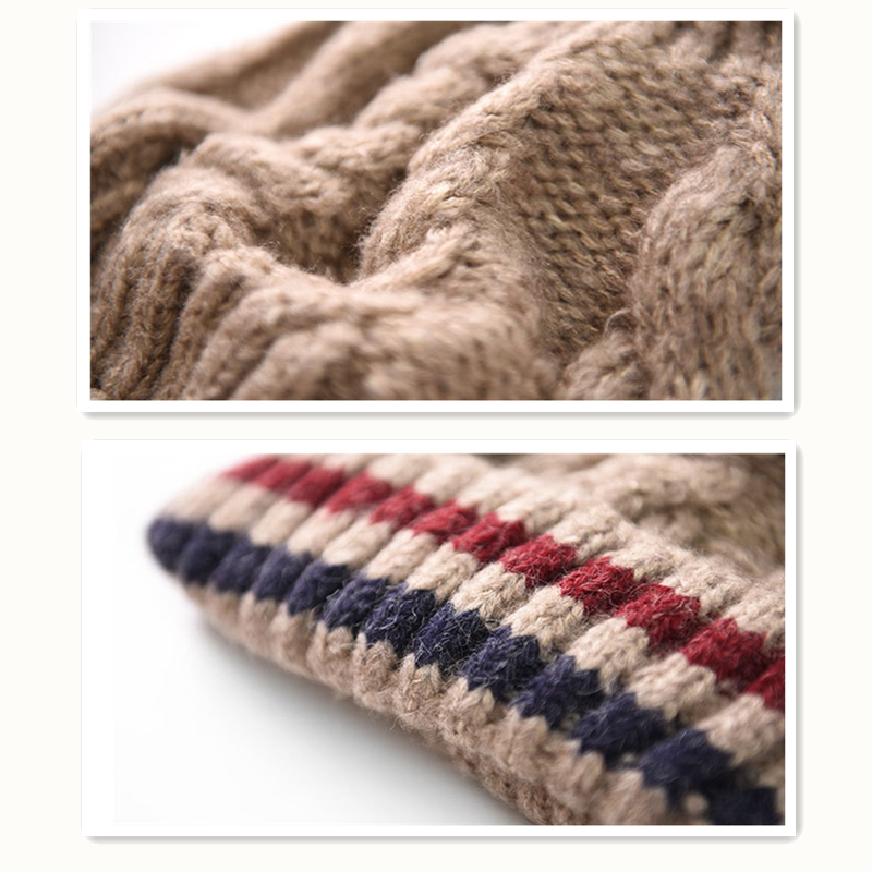 Winter And Spring Skullies amp Beanies Thicken Warm Wool Cotton Hat Fashion Casual Novelty Solid Color Acrylic Cap For Women in Women 39 s Skullies amp Beanies from Apparel Accessories