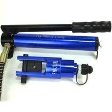 Гидравлические Обжимные Клещи для обжима кабеля из алюминиевого сплава с ручным насосом 10-300мм2 10-300мм2