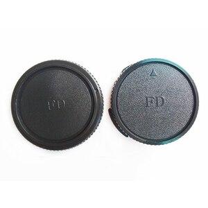 Image 4 - 50ペア/ロットカメラボディキャップ + リア用のソニーnexオリンパスマイクロM4/3パナソニックM42 fdカメラマウント