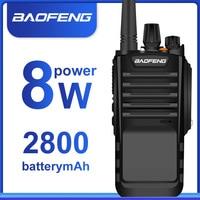 cb רדיו Baofeng מכשיר הקשר BF 9700 Waterproof שני הדרך רדיו UHF 400-520MHz כף יד Ham Hf משדר BF 9700 CB רדיו תחנת (2)