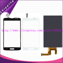 Original d373 lcd display touchscreen digitizer für lg optimus l80 d373 lcd panel mit tracking