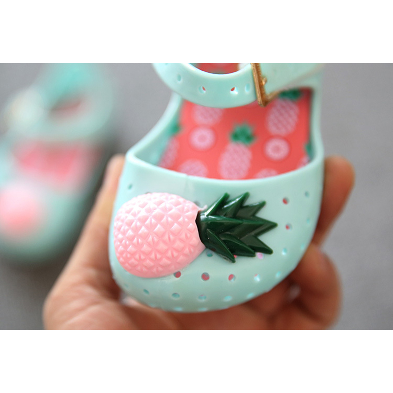 2017-Mini-Pineapple-Fruit-Hole-Summer-Jelly-Childrens-Shoes-Hot-Sale-Plain-Rain-Boot-Baby-Children-Toddler-Kids-Sandals-5