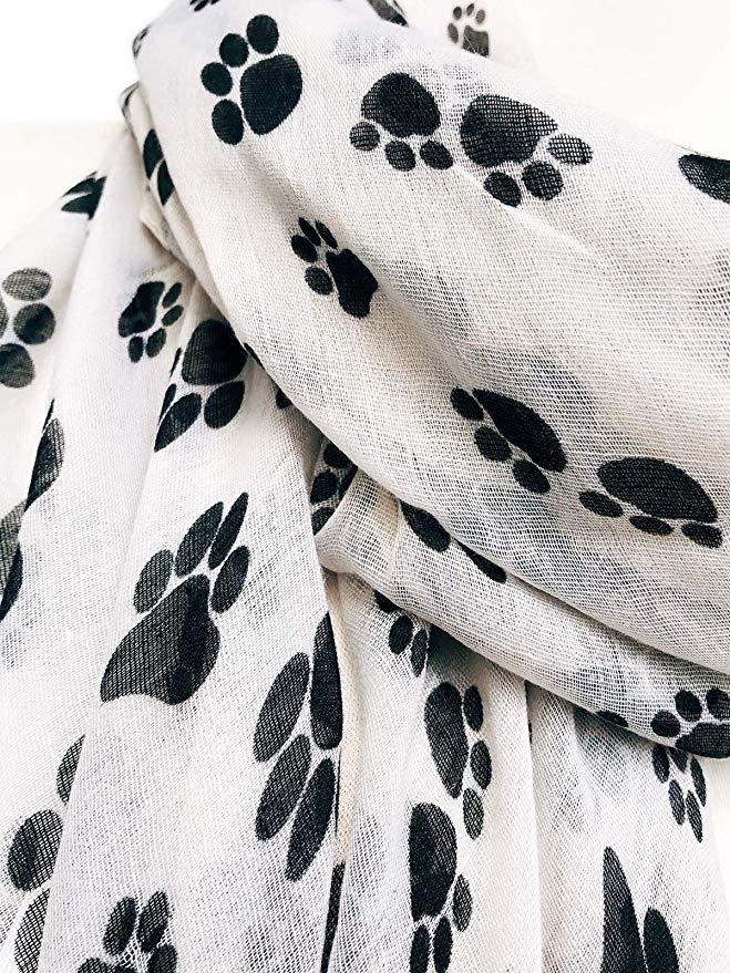 Νέο Animal Paw εκτυπώνει Off Λευκό άνοιξη & - Αξεσουάρ ένδυσης - Φωτογραφία 4