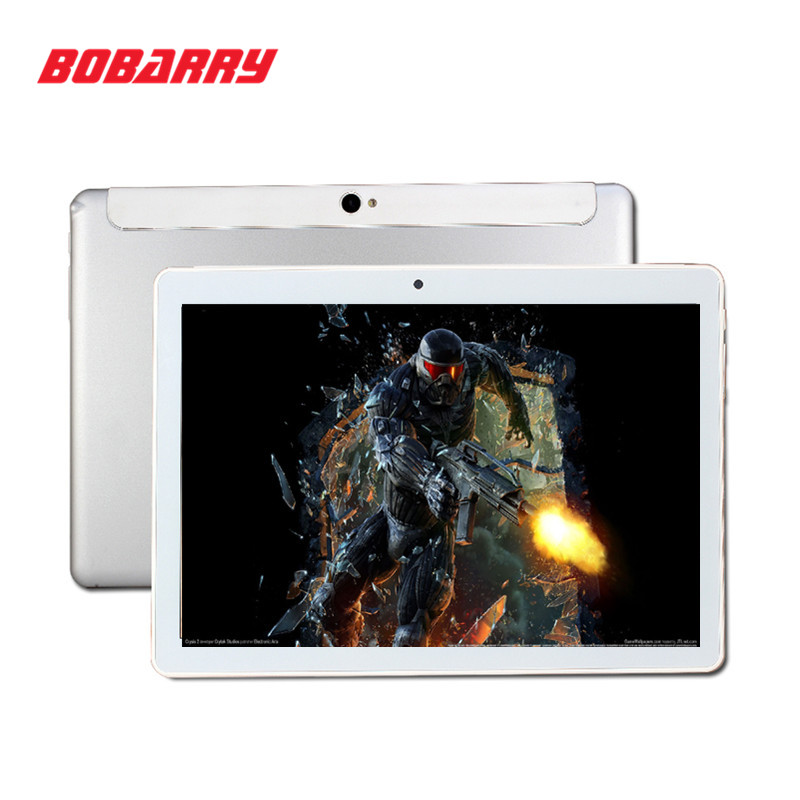 BOBARRY 2017 Newest 4G Lte Tablet PC 10 1 inch MTK6592 Octa Core 4GB RAM 32gb
