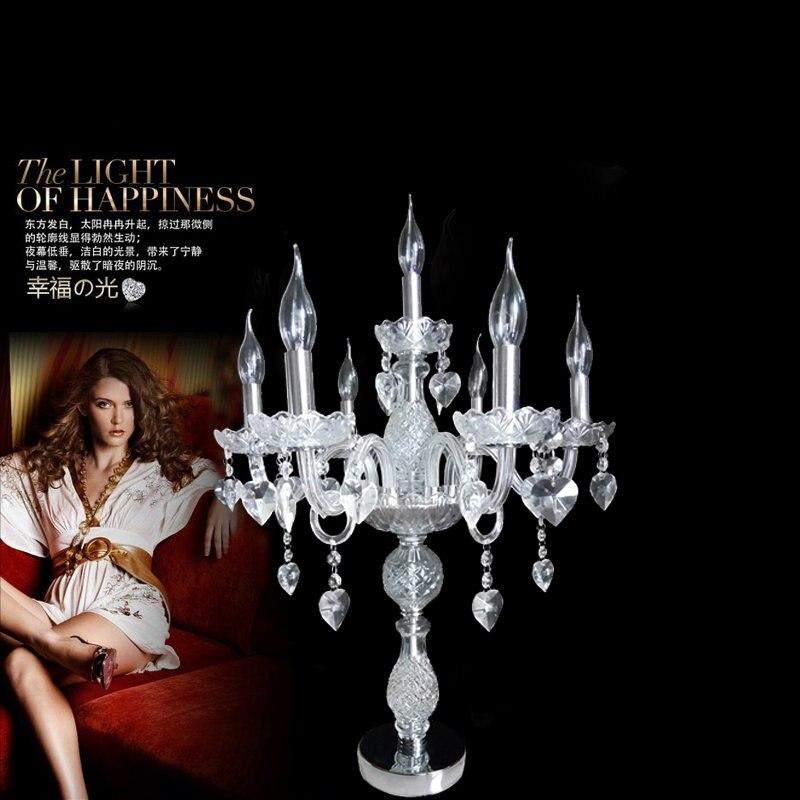 Compra lámparas de mesa de hierro forjado online al por ...