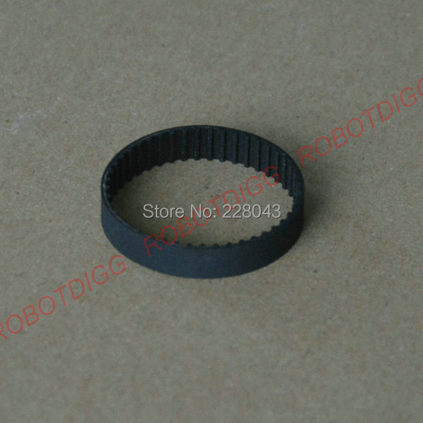 10pcs/lot, MXL Timing Belt, Closed-loop, B45MXL, 3mm 6mm Width