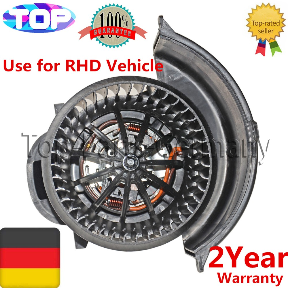 RHD BLOWER MOTOR FOR AUDI Q7 4L for VW AMAROK TOUAREG INTERIOR FOR PORSCHE CAYENNE 7L0820021N 7L0820021S 12v auto ac fan blower motor for audi q7 porsche cayenne vw amarok touareg lhd cw 7l0820021q 7l0820021m 7l0820021l