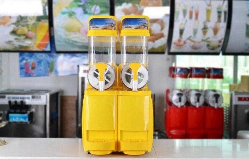15/30L Slush Puppie Machines For  Slush Drinks  Frozen Drink Slush Machine With Cheap Price