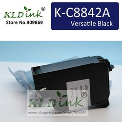 Kompatybilny C8842A 711-6 uniwersalny czarny wkład atramentowy do pitney bowes DA400 DA500 DA50S DA550 DA55S DA700 adres drukarki
