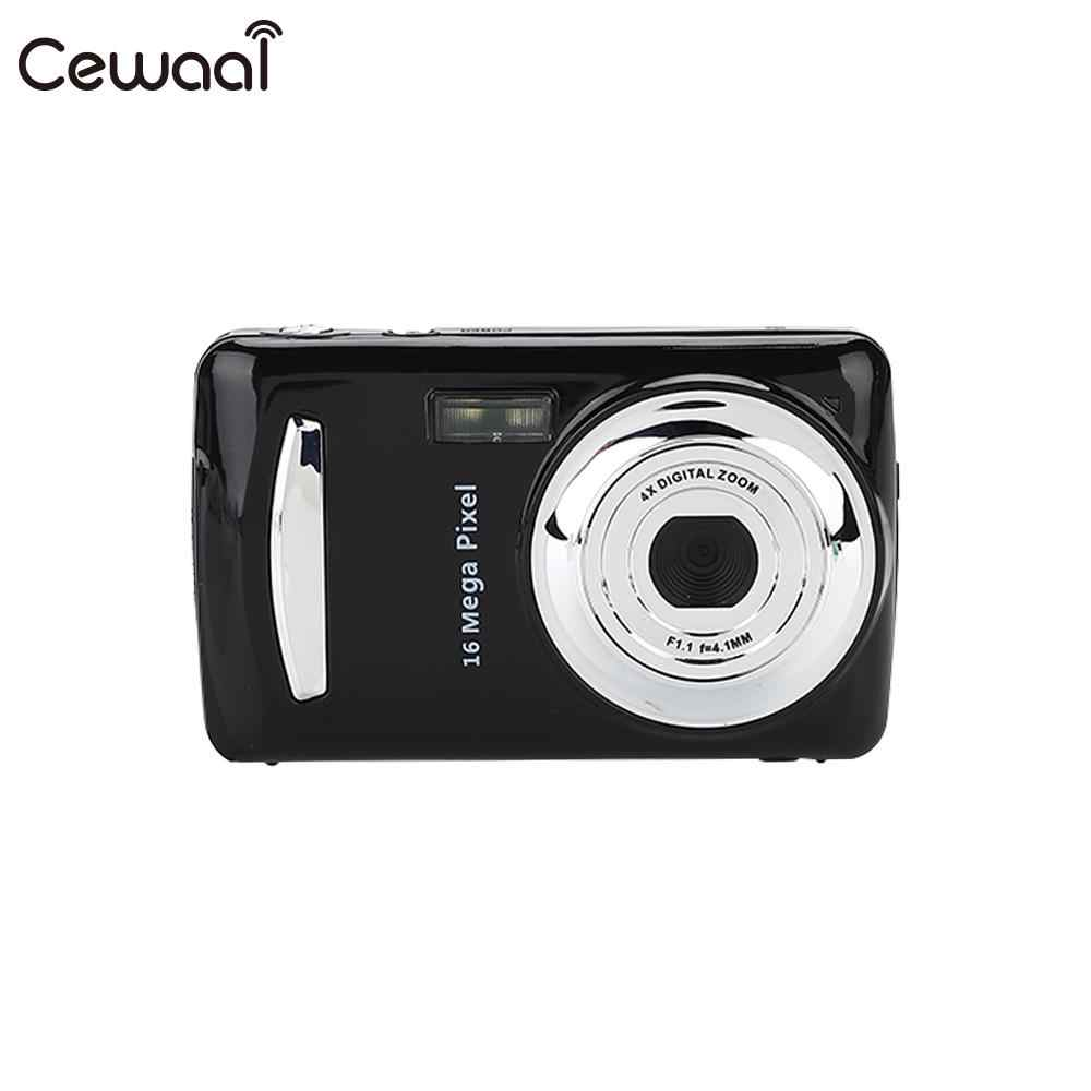 Cewaal Black Ultra Photo Camera 16MP Ultra-clear HD Digital Camera DVR 1080P Mini HD Camera Precise Video Recorder Camera DVR
