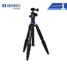 Benro A0292TB00 Portable Tripod For Canon Nikon Sony Olympus Pentax SLR Aluminum Alloy Tripod For Photography Stable High Grade