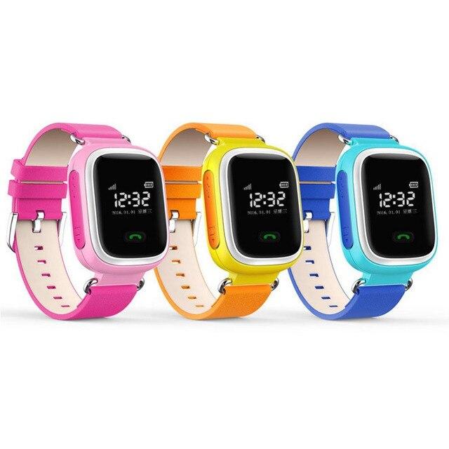 New Kid GPS Q60 Smart Watch Wristwatch SOS Call Location Finder Locator Device T