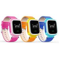 New Arrival Kids GPS Q60 Smart Watch Wristwatch SOS Call Location Finder Locator Device Tracker Children