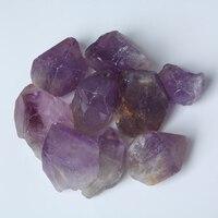1 kg גלם טבעי Reki ריפוי אמטיסט קוורץ קריסטל מכובס אבנים דגימה מקורית