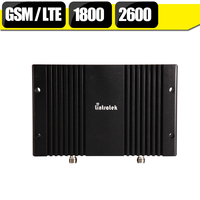 MGC GSM 4G FDD LTE 1800 FDD LTE 2600 mhz Signal Repeater 70dB GSM 4G Dual Band Mobile Phone Cellular Booster Amplifier