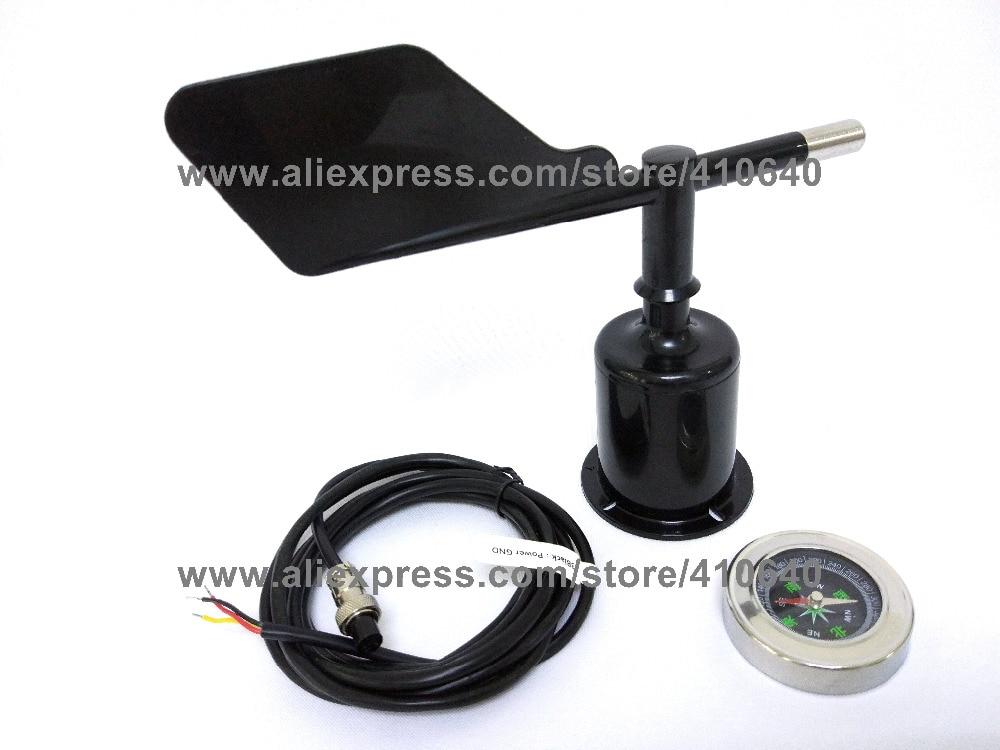 Gratis Verzending Windrichtingssensor PLUS Windsnelheidssensor RS485 - Meetinstrumenten - Foto 4