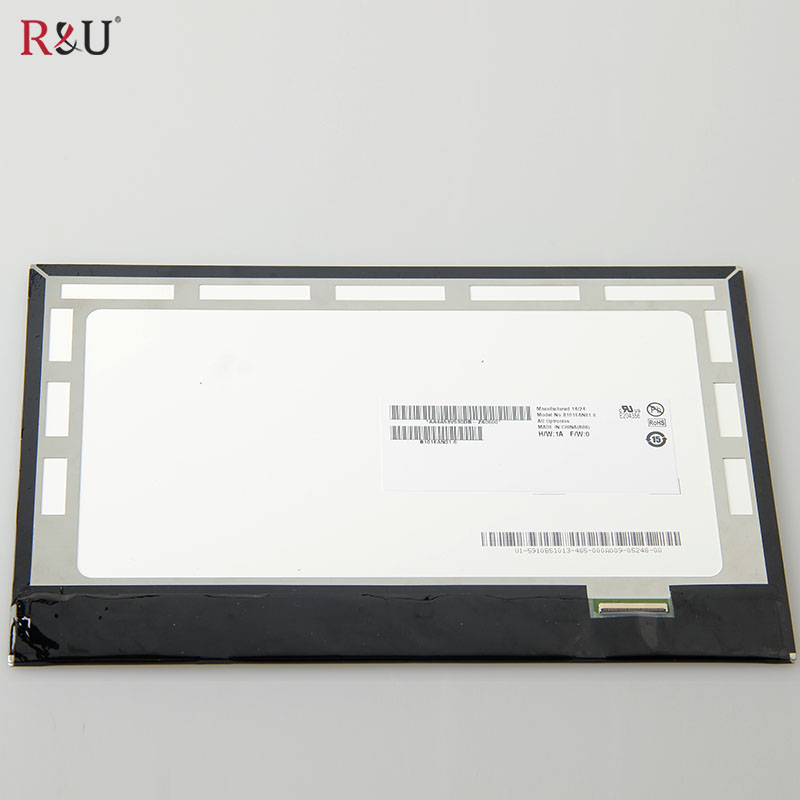 R&U 10 per bag new B101EAN01.6 LCD screen display For ASUS Transformer Pad TF103 ME103 K010 ME103C ME103K ME102 K018 10 1 inch for asus memo pad 10 me103 me103k lcd display with touch screen assembly free shipping