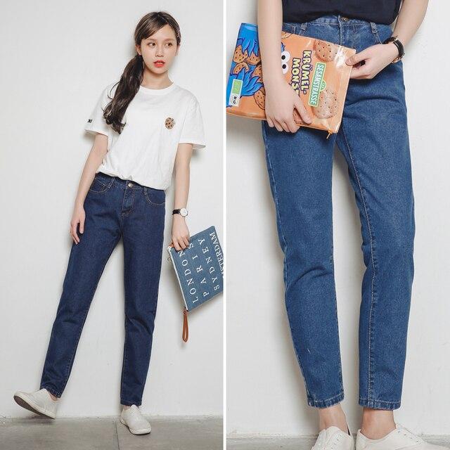 Aliexpress.com : Buy 2017 New Korean Harajuku Women Jeans Autumn ...