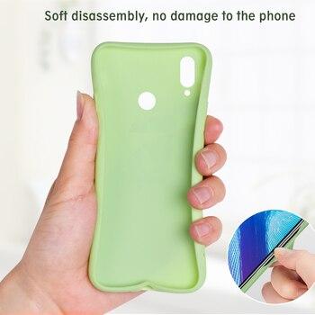 Soft TPU Pattern Phone Case For Huawei 5