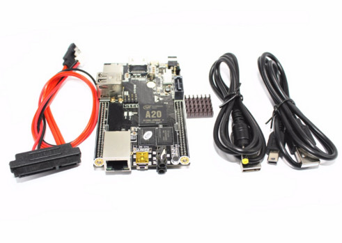 1pcs PC Cubieboard A20 Dual-core Development Board , Cubieboard2 dual core with 4GB Nand Flash Game Module module cubieboard 2 a20 raspberry pi like cubieboard a20 dual core 1gb ddr3 mini pc development board hdmi 1080p supported