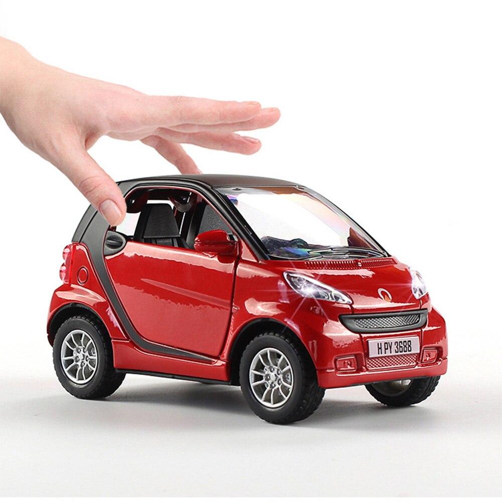 Toy Car Alloy Car Model 1:32 Simulation Pull Back Car With