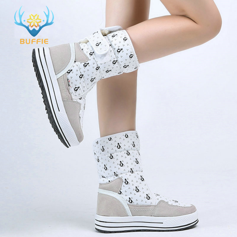 Must Love Penquin's Snow Boots 2