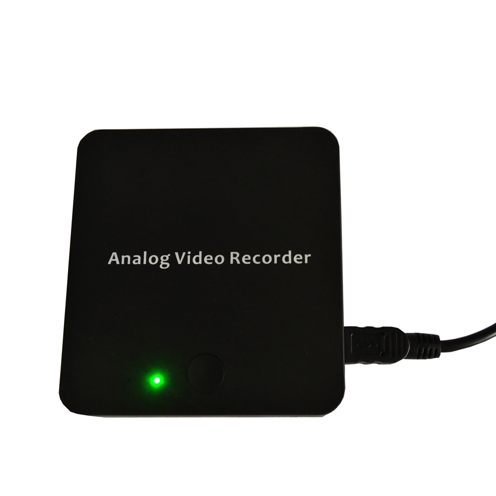 EzCAP272 AV Converter, record and digitalize video from VHS, VCR,DVD Player to digital format, HDMI output and AV output