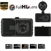 Hot 3 0 Inch LCD Dash Camera Video Car DVR Recorder Full 1080P HD G Sensor