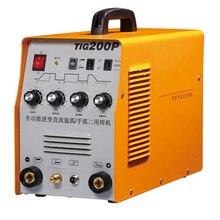 MOSFET TIG-200P сварочное оборудование TIG pluse сварочный аппарат