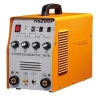 Mosfet TIG 200P сварочное оборудование TIG Pluse сварщик