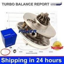 GT1544V 753420 turbo cartridge 0375J6 turbo cartridge 0375J8 turbo CHRA for BMW Mini Cooper D / Citroen Berlingo 1.6 HDi FAP