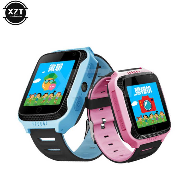 GM11 GPS For Smart Watch Child Kids SIM Camera SOS Call Tracker Safe Anti-Lost Monitor Alarm Clock Smartwatch Finder hot sale