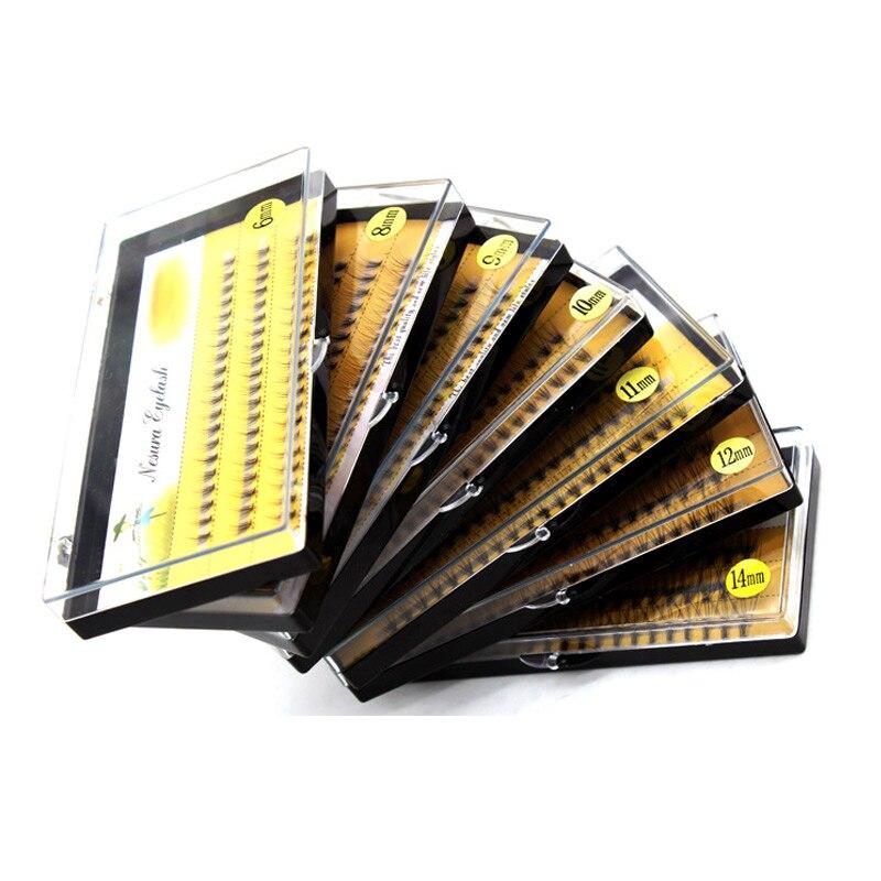 Nouveau C Curl 0.10mm Doux Léger Épaisseur 0.10 6mm-14mm pour Choisir Individuels Vison Cils Extension faux Cils Extension