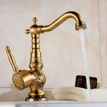 Fashion Europe style total brass bronze finished kitchen faucet swivel kitchen mixer tap,sink tap