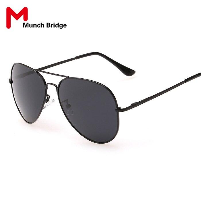 aviator style glasses nwaz  High Quality UV400 HD Aviator Style Polarized Driving Sunglasses Brand  Design Men Women Black Sun Glasses