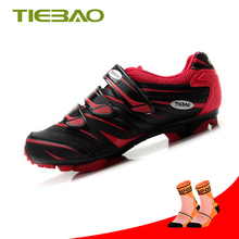 Tiebao sapatilha ciclismo mtb Cycling Shoes bicycle racing shoes Men Women Outdoor superstar Riding bike sneakers