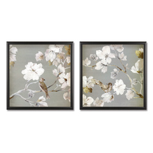 Wholesale 2 Pieces/set Flower series poster Wall Art For Decor Home Decoration Picture Paint on Canvas Prints Painting