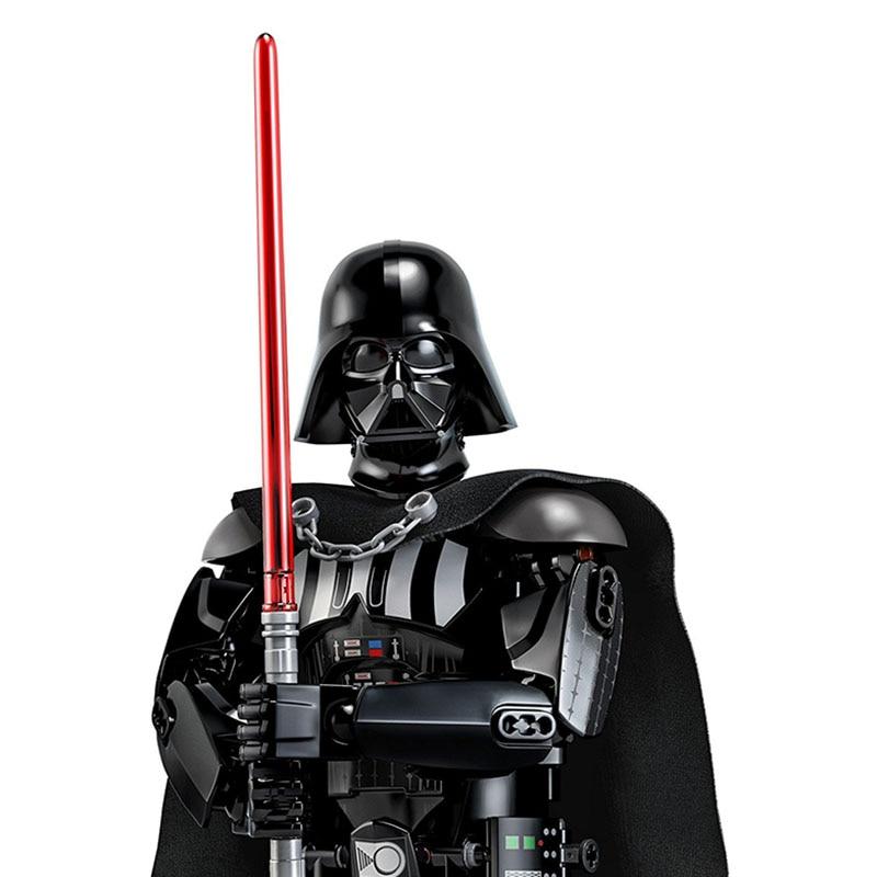 LEGO Star Wars 75111 Darth Vader 75533 Boba  Fett Figure Buildable New Sealed