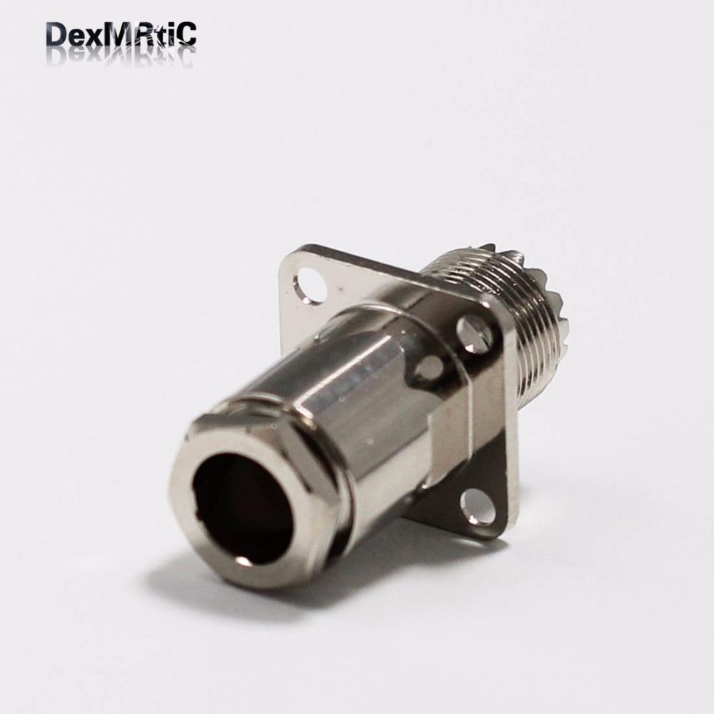 20 Blanco Hielo Abalorios Acrílicos Calla Lirio Flor Cabeza Agujero 1mm tamaño 15mm X 25mm
