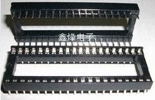 Microcontrolador dedicado IC Bloco 40PIN IC soquete 40-pin, 40-pin IC soquete 10 pçs/lote