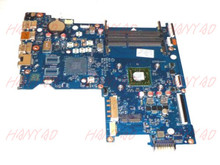 854968-601 854968-001 FOR HP 15-BA 15-AF Series Laptop Motherboard BDL51 LA-D771P WE2-7110 free Shipping 100% test ok all functions motherboard system for hp 15 ba 854958 601 bdl51 la d713p a10 9600 laptop fully tested