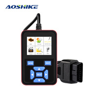 AOSHIKE OBD OM580 Diagnostic Tool OBDII Protocols Smart Scan Tool Code Reader Engine Check OBD2 Scanner