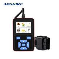 AOSHIKE OBD OM580 Diagnostic Tool OBDII Protocols Smart Scan Tool Code Reader Engine Check OBD2 Scanner