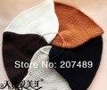 Ladies''s мода ведро фишер досуг вязаная шапка шапочка Cap осень весна зима нескольких цветов оптовая продажа