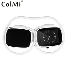VS36 ColMi A8 Inteligente Auriculares HIFI Pasómetro registro de Sueño MP3 Soporte de Tarjeta TF Para El Teléfono Inteligente Auricular Auricular