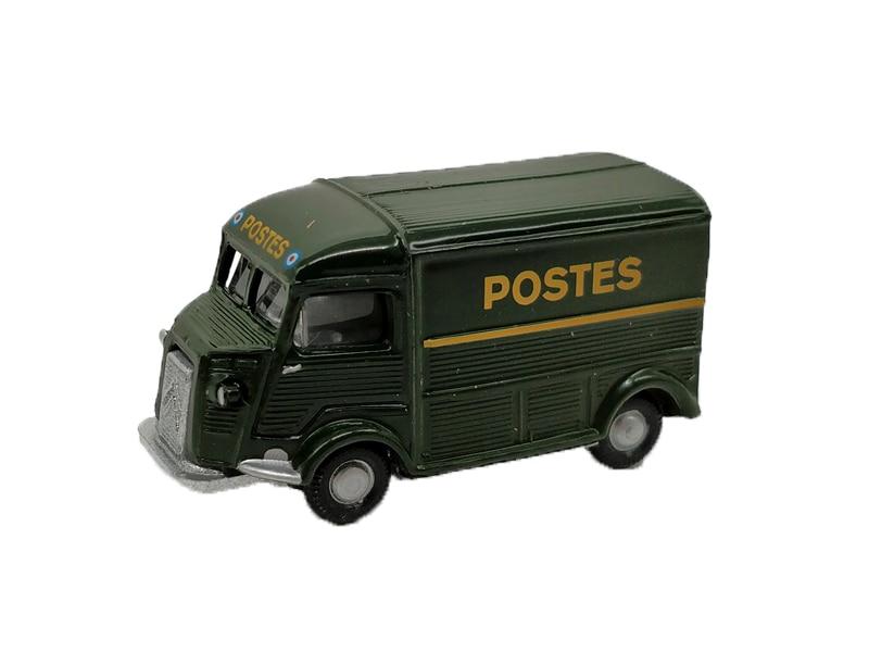 1:87 HO Norev Collection Citroen Renault Diecast Model Car Van Post Truck