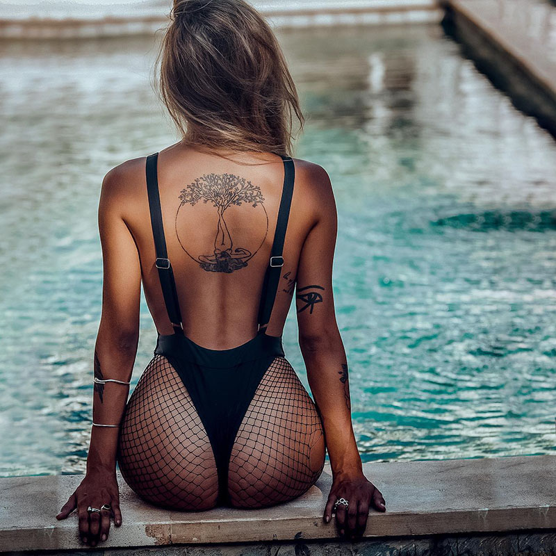 2018 New Swimwear Femme One Piece Swimsuit G-string Thong Tracksuit for Women Bodysuit Beach Wear Trikini Bathing Suit Bather 2017 swimwear women one piece swimsuit fused tracksuit for women bodysuit beach trikini bathing suit maillot de bain