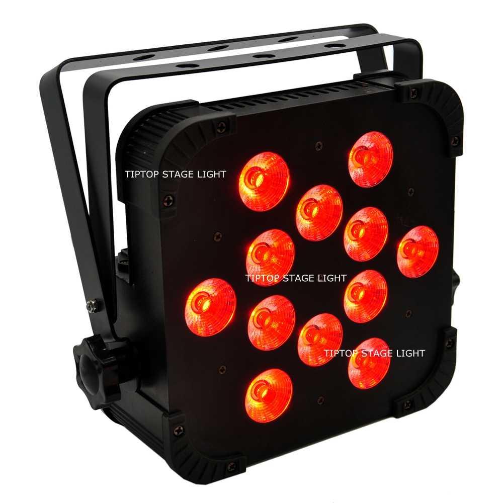 قمة القمة 10 1XLOT LED 12 قطعة عالية الطاقة LED في الداخل 15W 5in1 بناء الفيضانات الطابق العارض مزدوجة نير غرفة الديكور LED الإضاءة