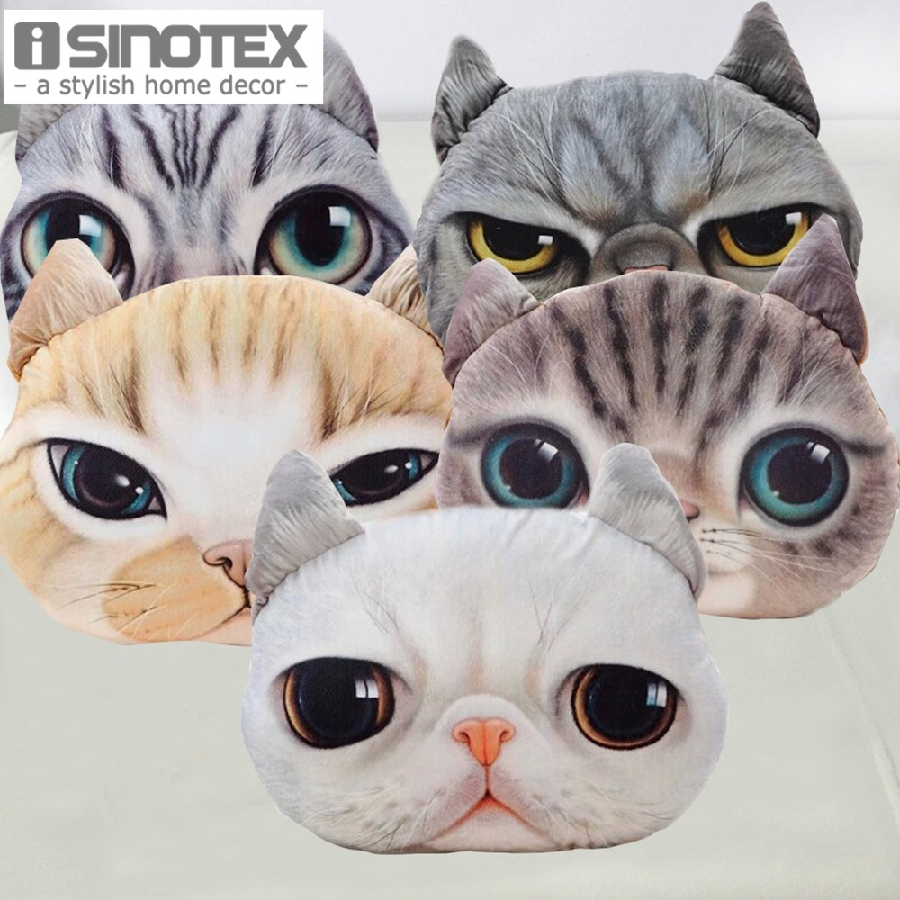 Online Shop for cat shaped pillows Wholesale with Best Price